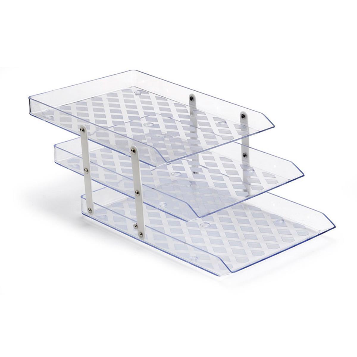 Caixa para correspondência cristal tripla móvel - Waleu