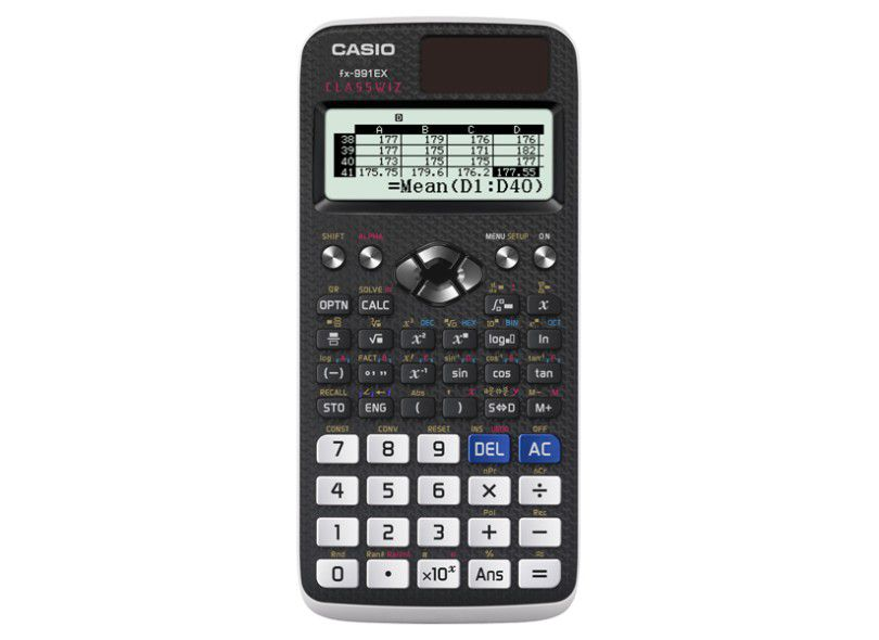 Calculadora Científica fx-991LA X - Casio