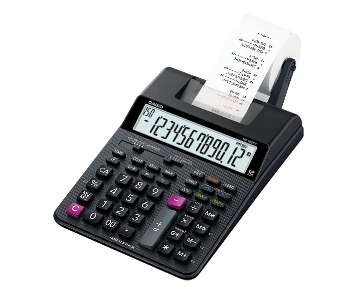 Calculadora Científica HR-100RC - Casio