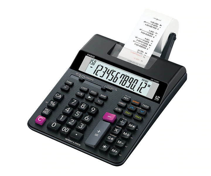 Calculadora Científica HR-150RC - Casio