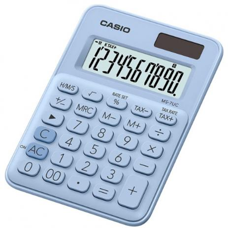Calculadora MS-7UC-LB - Casio