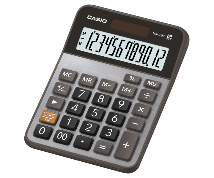 Calculadora MX-120B - Casio