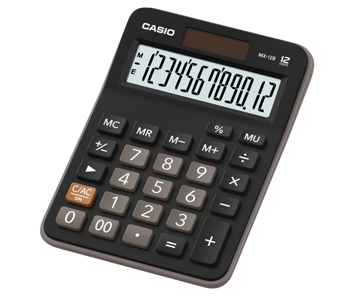 Calculadora MX-12B - Casio