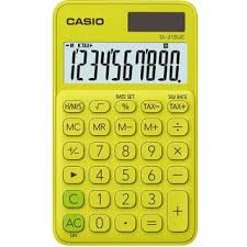 Calculadora Tons Pasteis - Casio