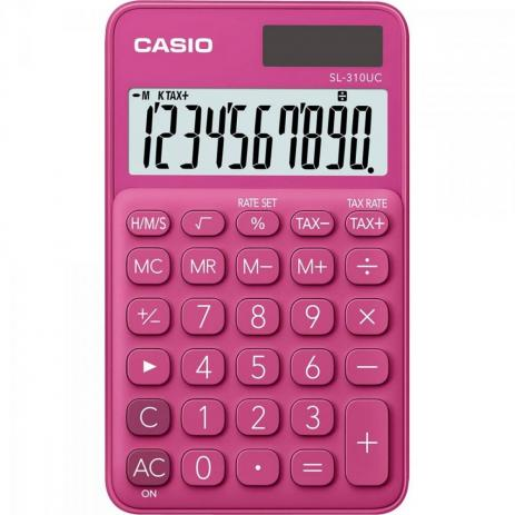 Calculadora Tons Pasteis - Casio