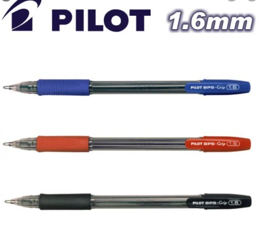 Caneta BPS-Grip 1.6 - 01 Unidade - Pilot