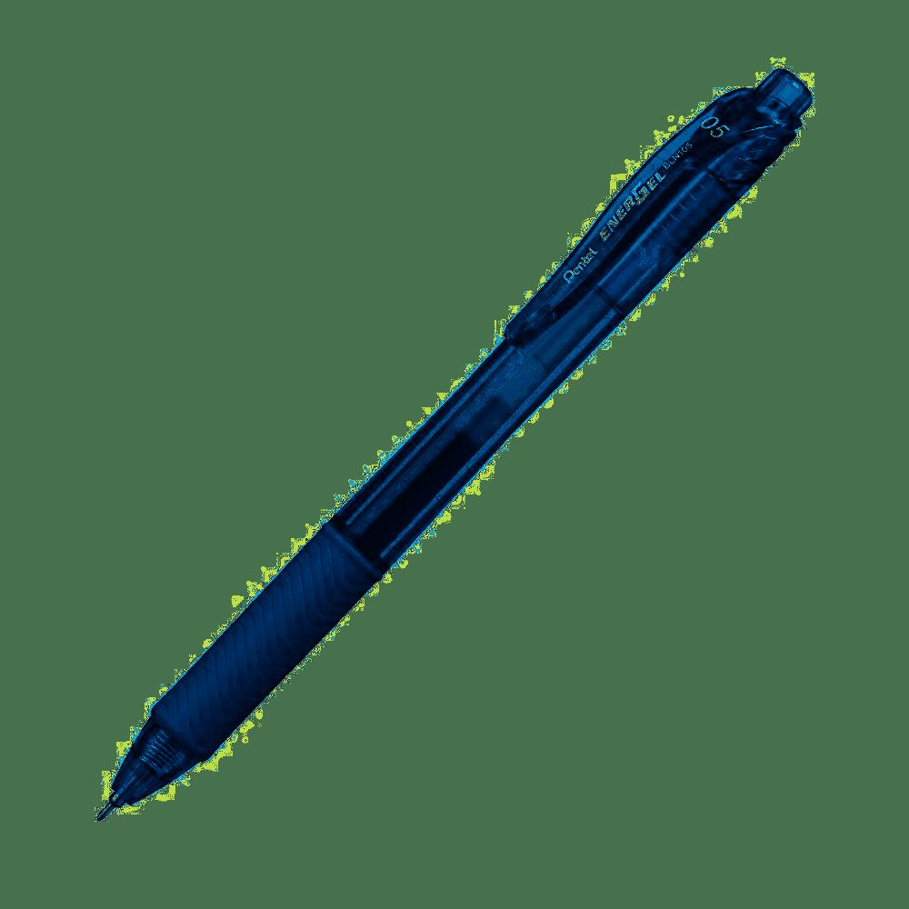 Caneta EnergelX 0.5 Azul Marinho - Pentel