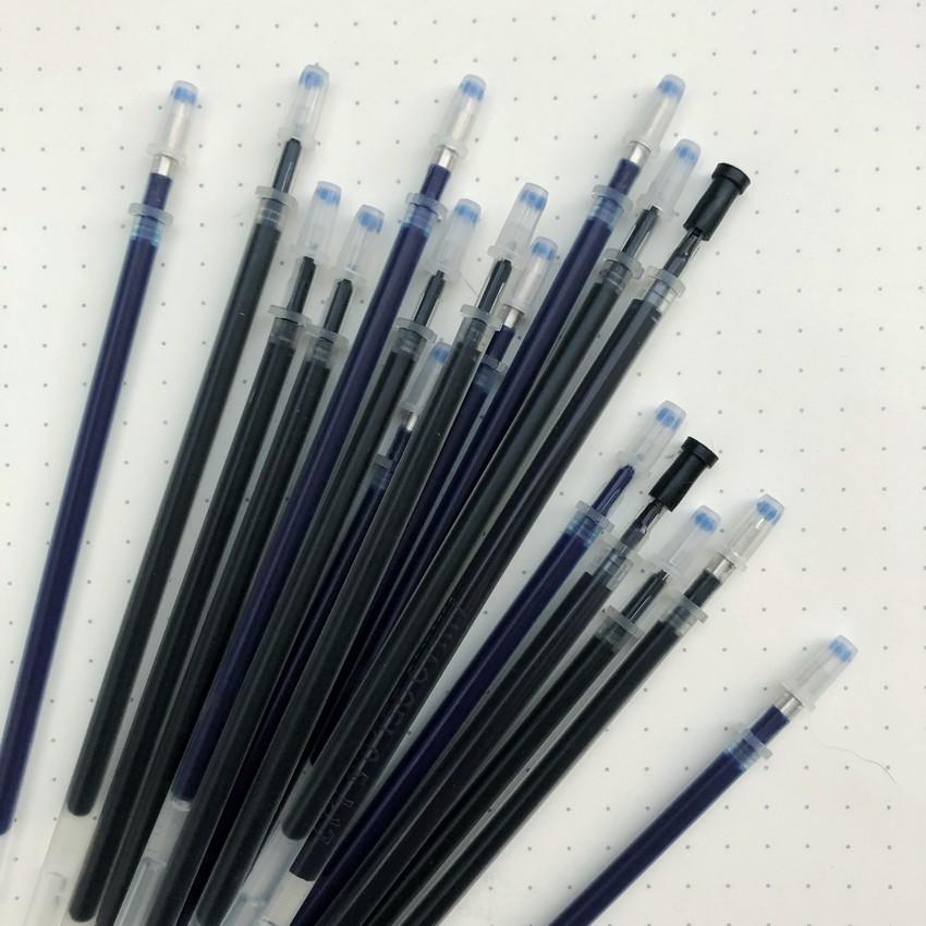 Carga cor preta para canetas personalizadas