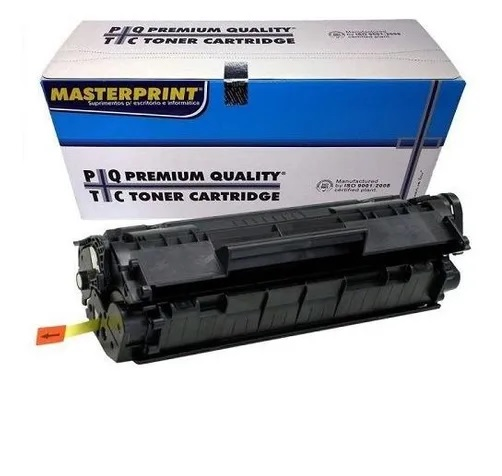 Cartucho Masterprint Toner Hp Compativel Cf283a