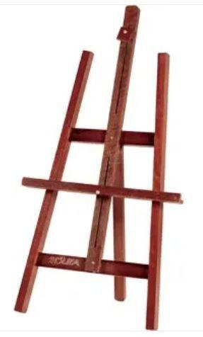 Cavalete de mesa Mogno 75cm