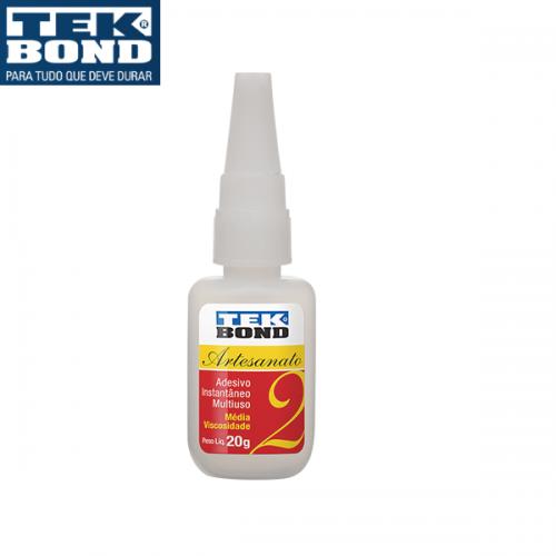 Adesivo Artesanato 20g tipo 2 - TekBond