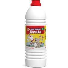 Cola Branca 250gr ou 500gr ou 1000gr (Und/Pct/Cx) - Koala