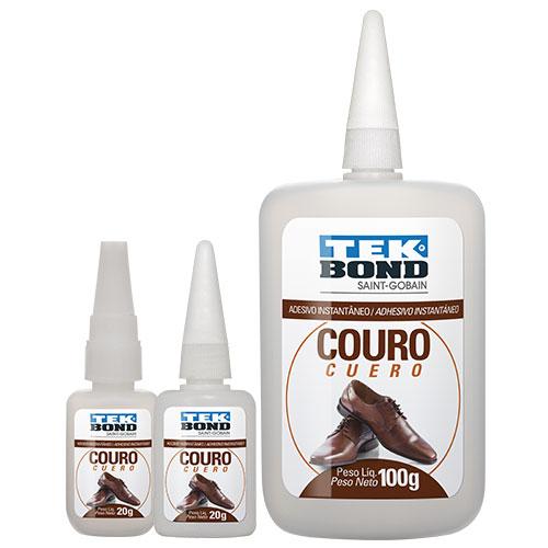 Cola Couro - TekBond