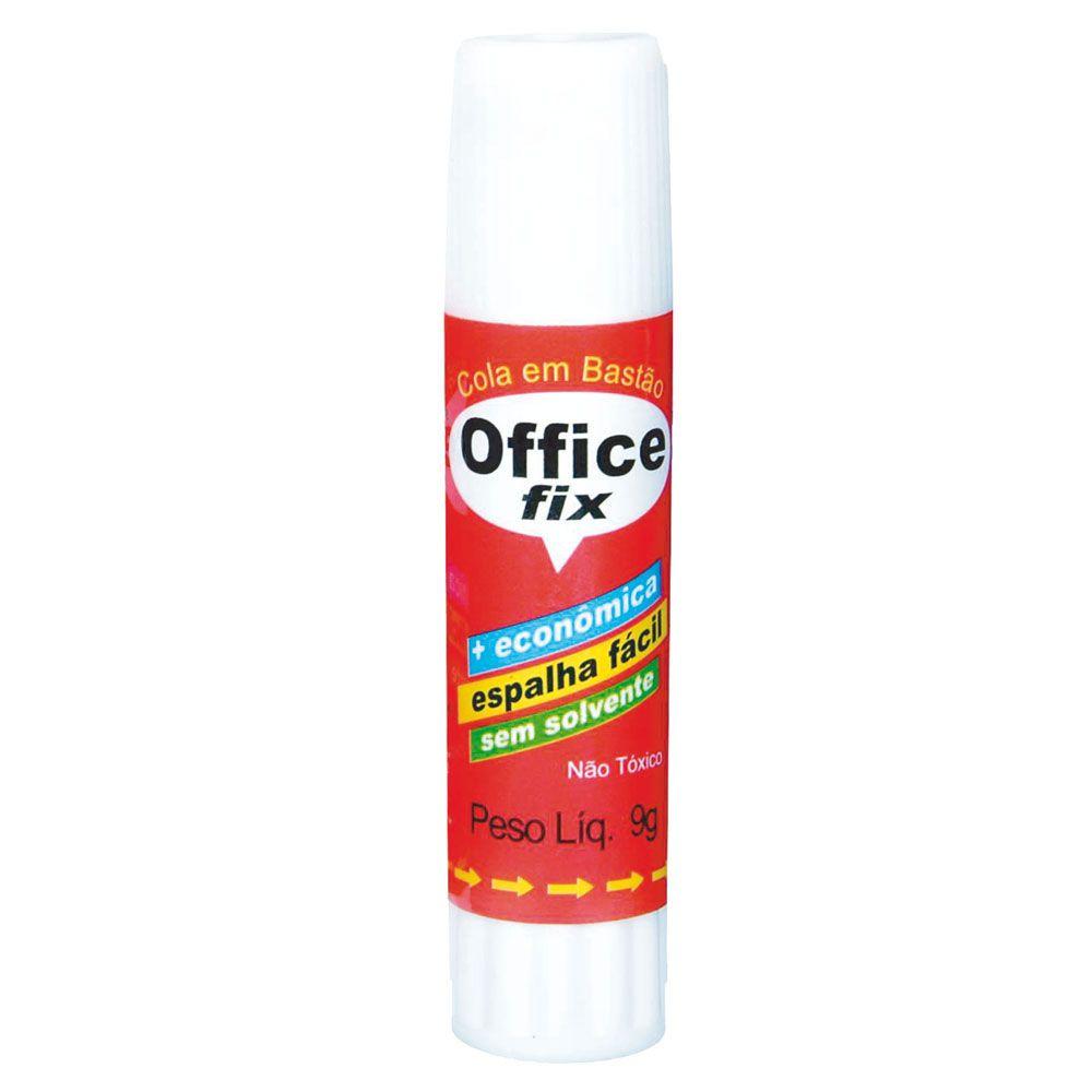 Cola em Bastão 9g - Office Fix