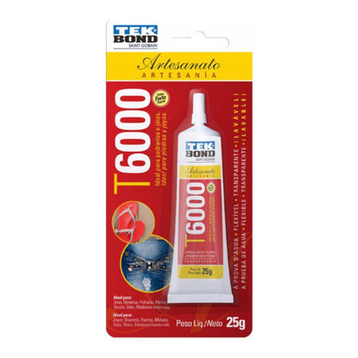 Cola T6000 25g - TekBond