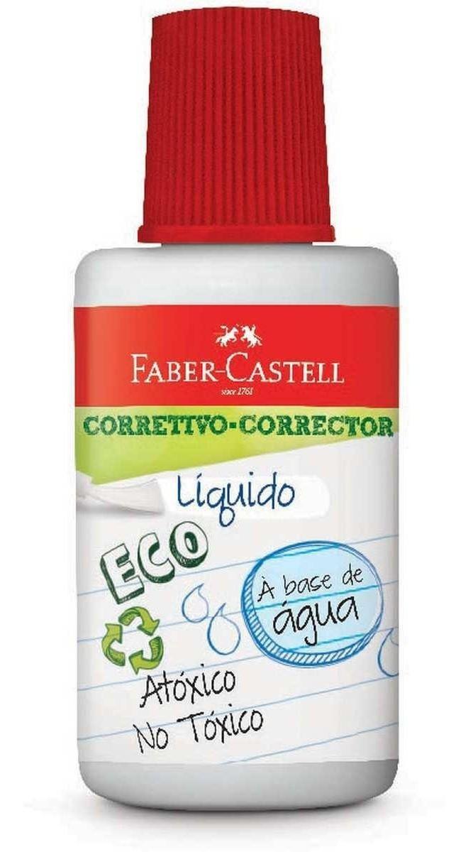 Corretivo liquido eco - Faber-Castell