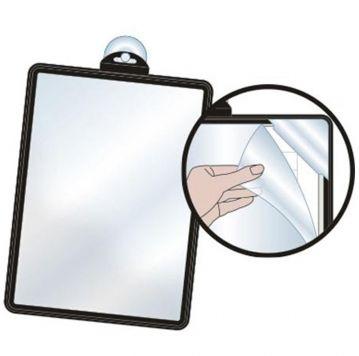 Display Porta Infomativo Plastico YES com ventosa A4