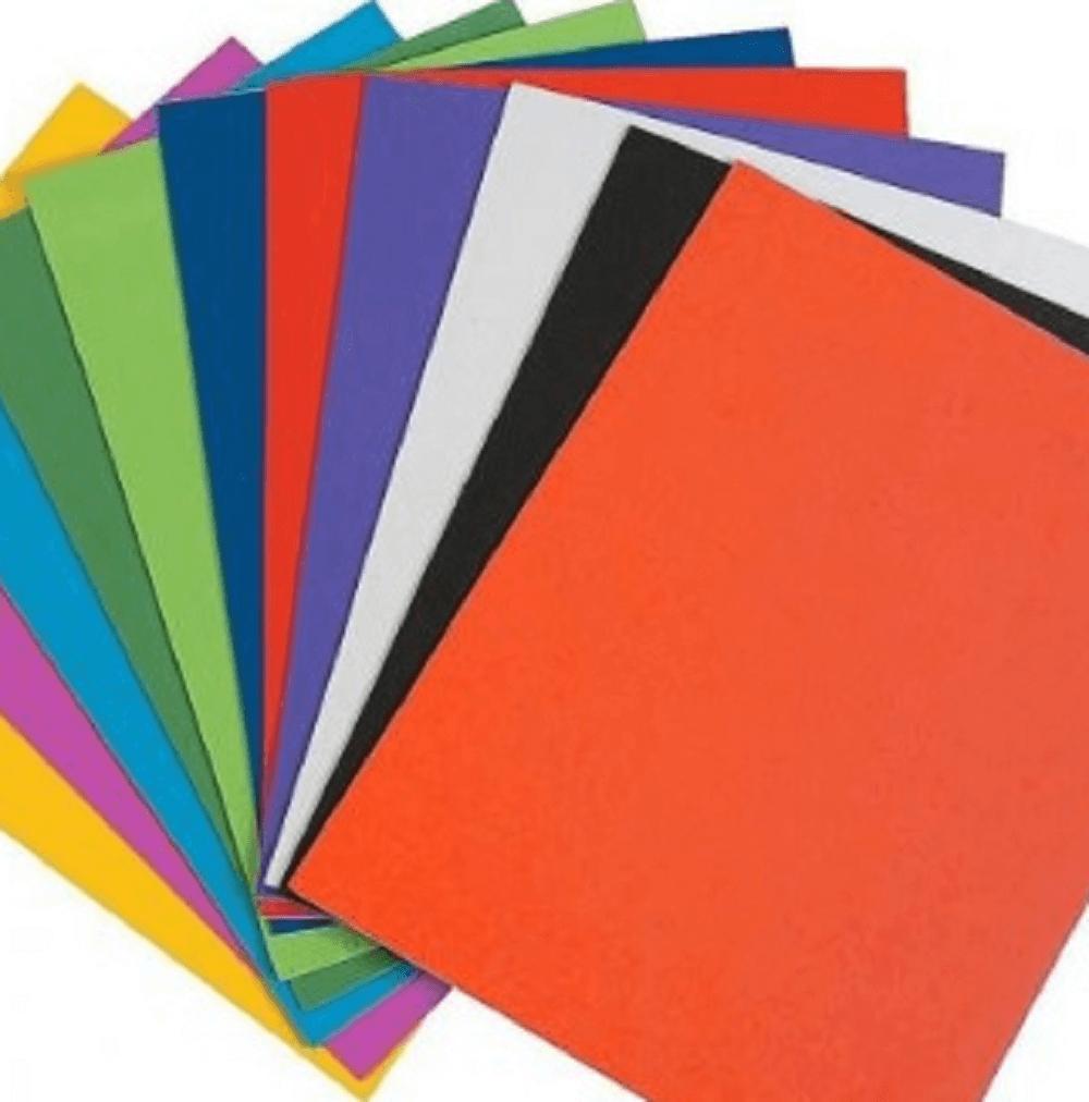EVA 40x48x1,5 (folha) cores vivas - IBEL