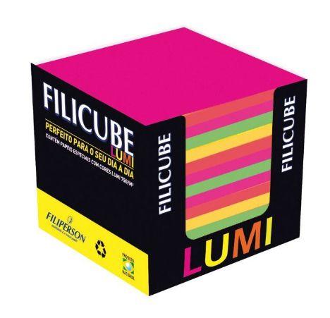 Filicube NEON lumi 650fls 90gr - não adesivo