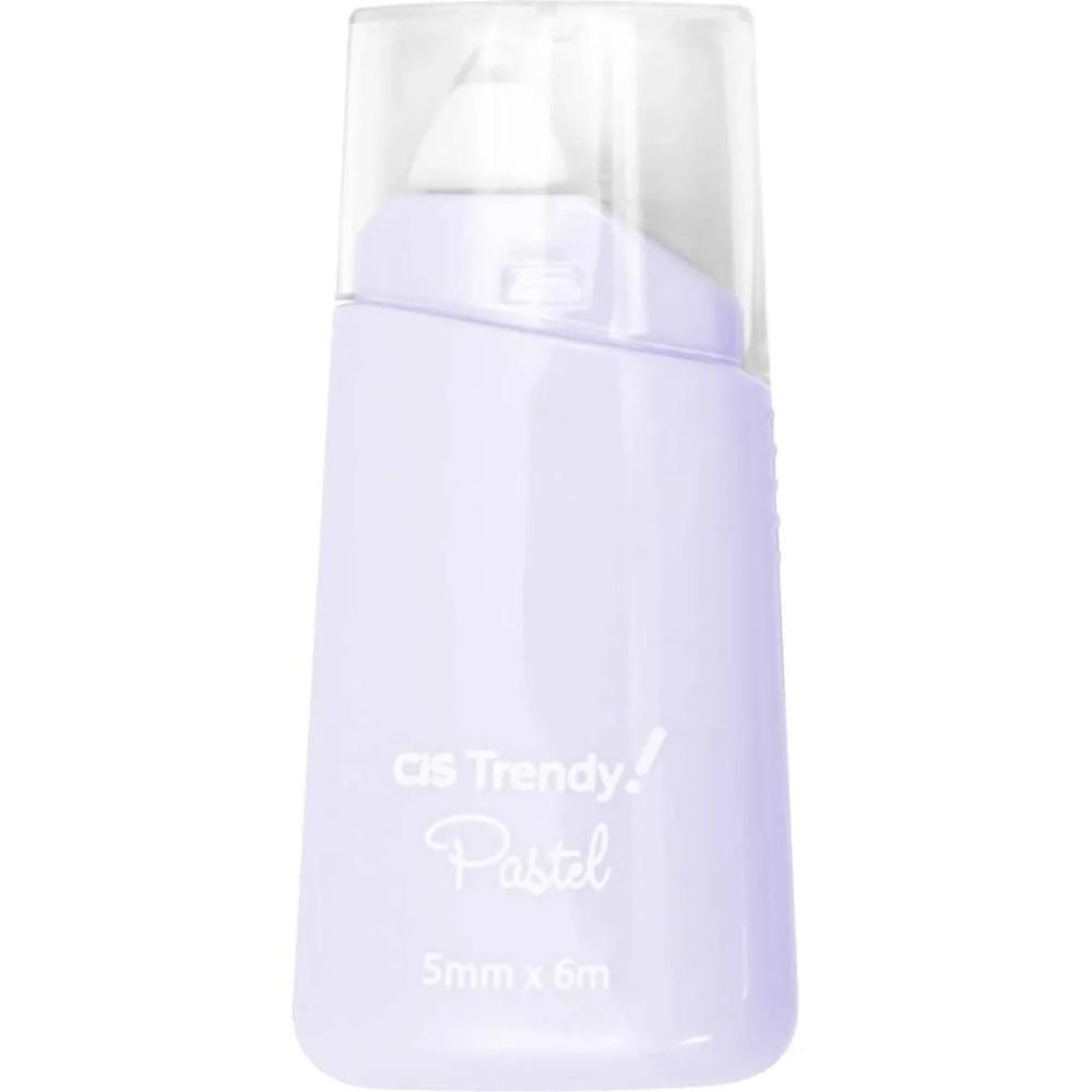 Fita Corretiva Trendy lilás Pastel - CIS