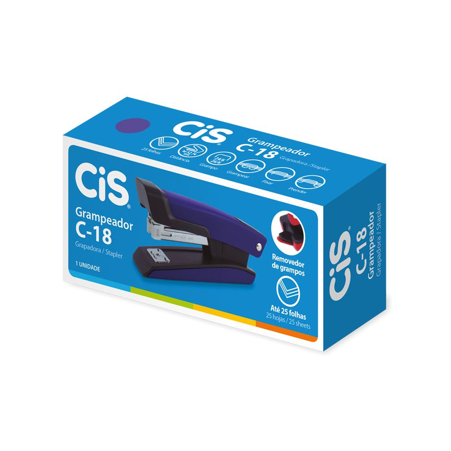 Grampeador C-18 - CIS