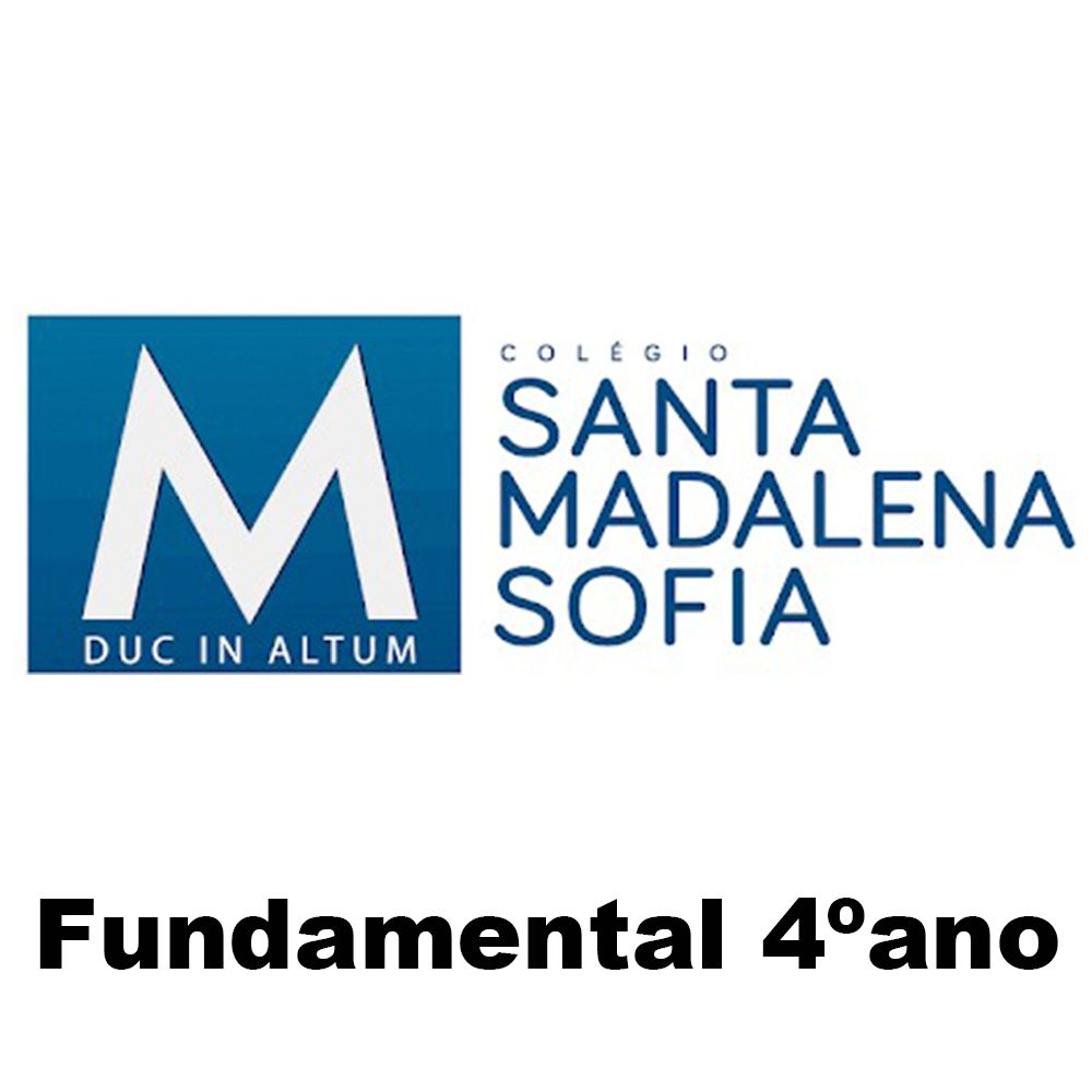 Madalena Sofia - 4º Ano