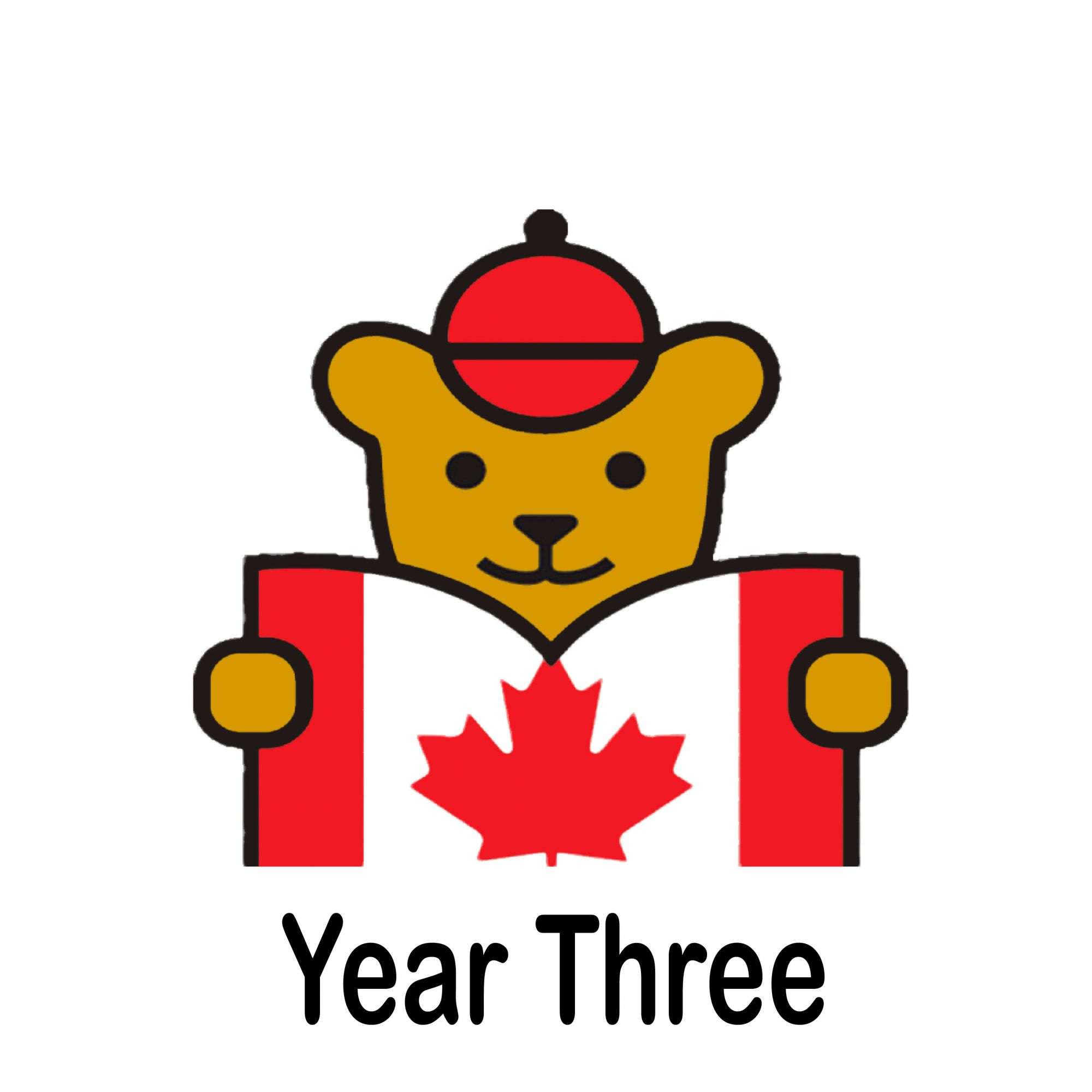 Maple Bear - Year Three
