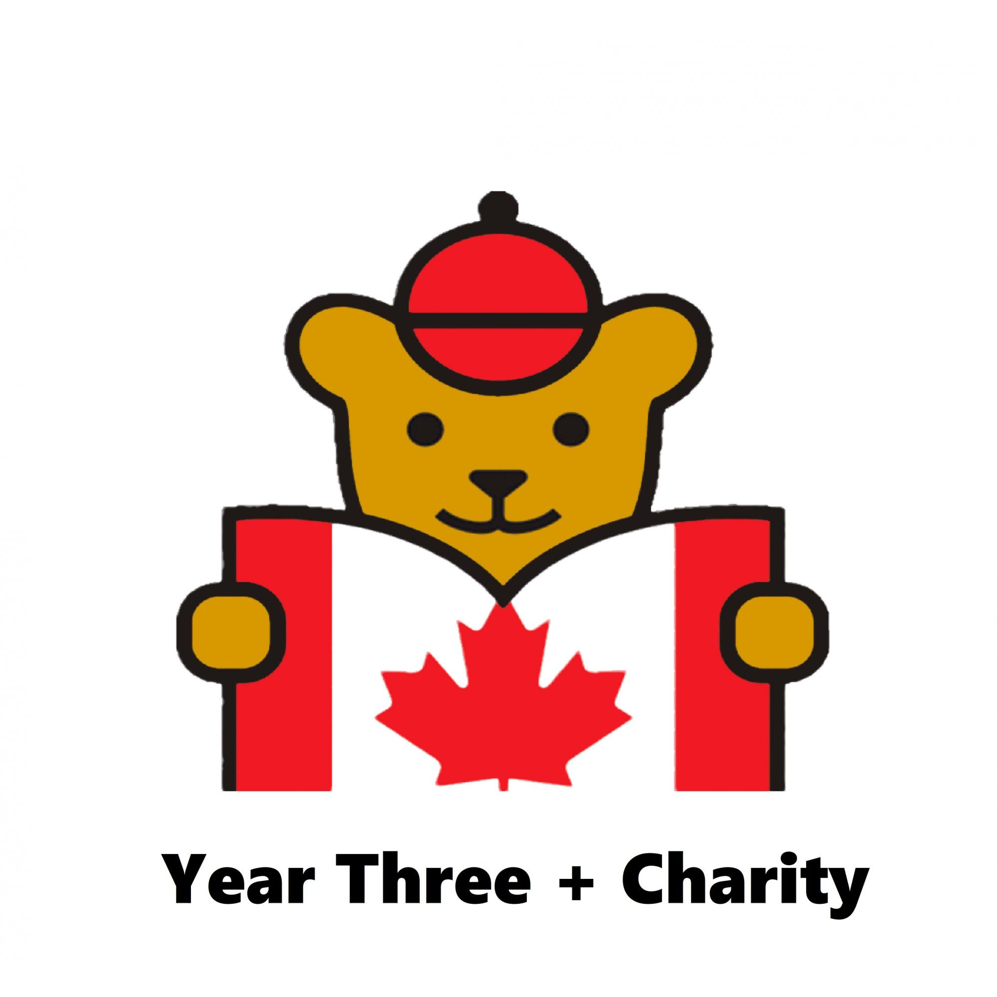 Maple Bear - Year Three + Charity