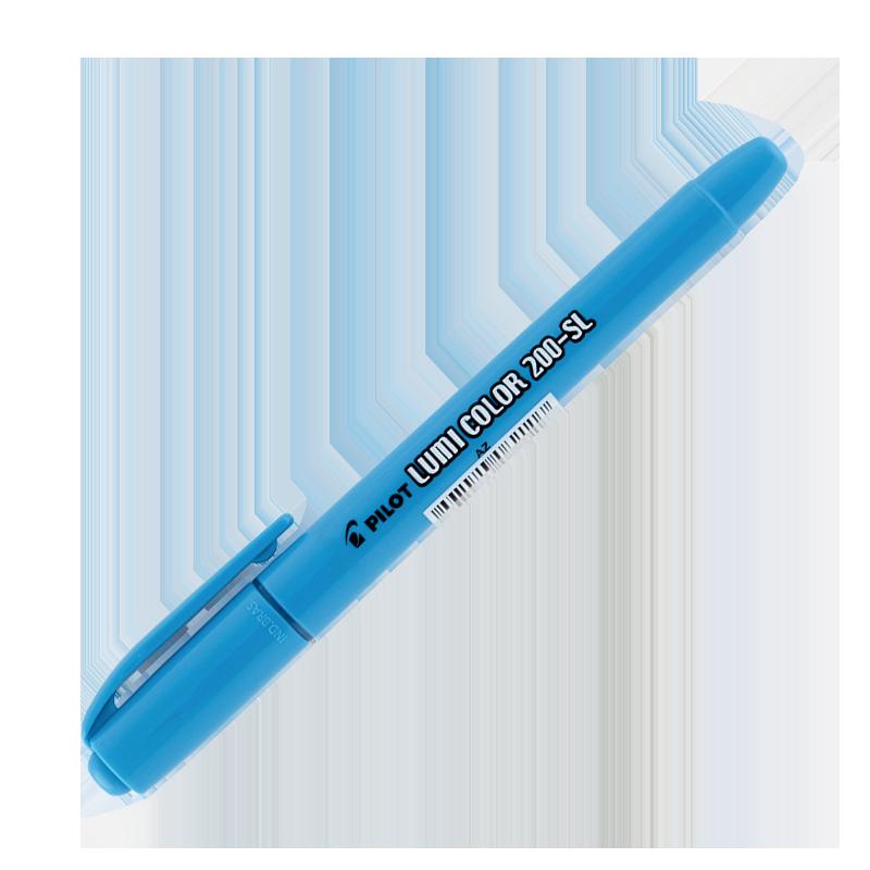 Marca texto Lumi Color 200-SL Azul -Pilot