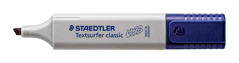 Marca-Texto Textsurfer Classic Cinza Claro - Staedtler