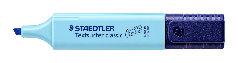 Marca-Texto Textsurfer Classic Azul-Céu - Staedtler