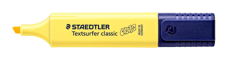 Marca-Texto Textsurfer Classic Amarelo - Staedtler