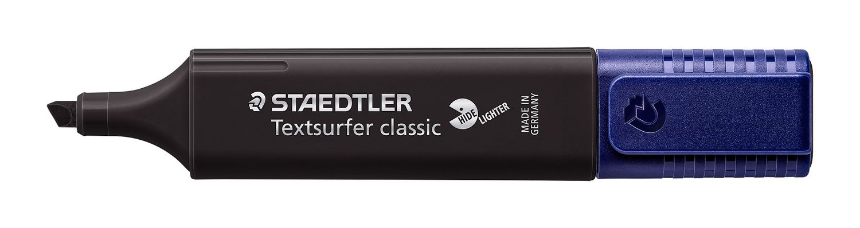 Marca-Texto Textsurfer Classic Preto - Staedtler
