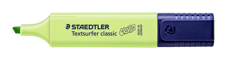 Marca-Texto Textsurfer Classic Verde Limão - Staedtler