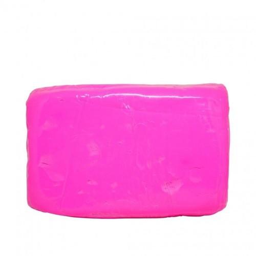 Massa Para Biscuit 1Kg Pink MB34 JL Artesanato