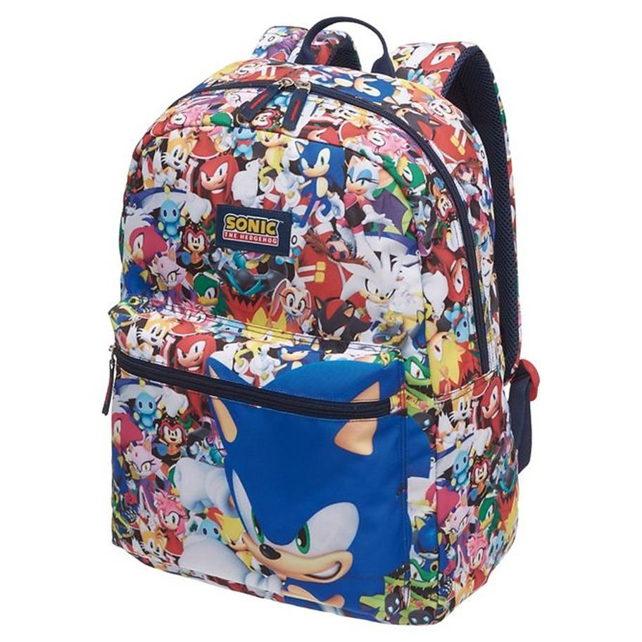 Mochila De Costas Sonic The Hedgehog Teen - Pacific