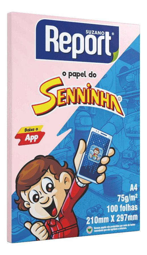O Papel do Senninha - Suzano