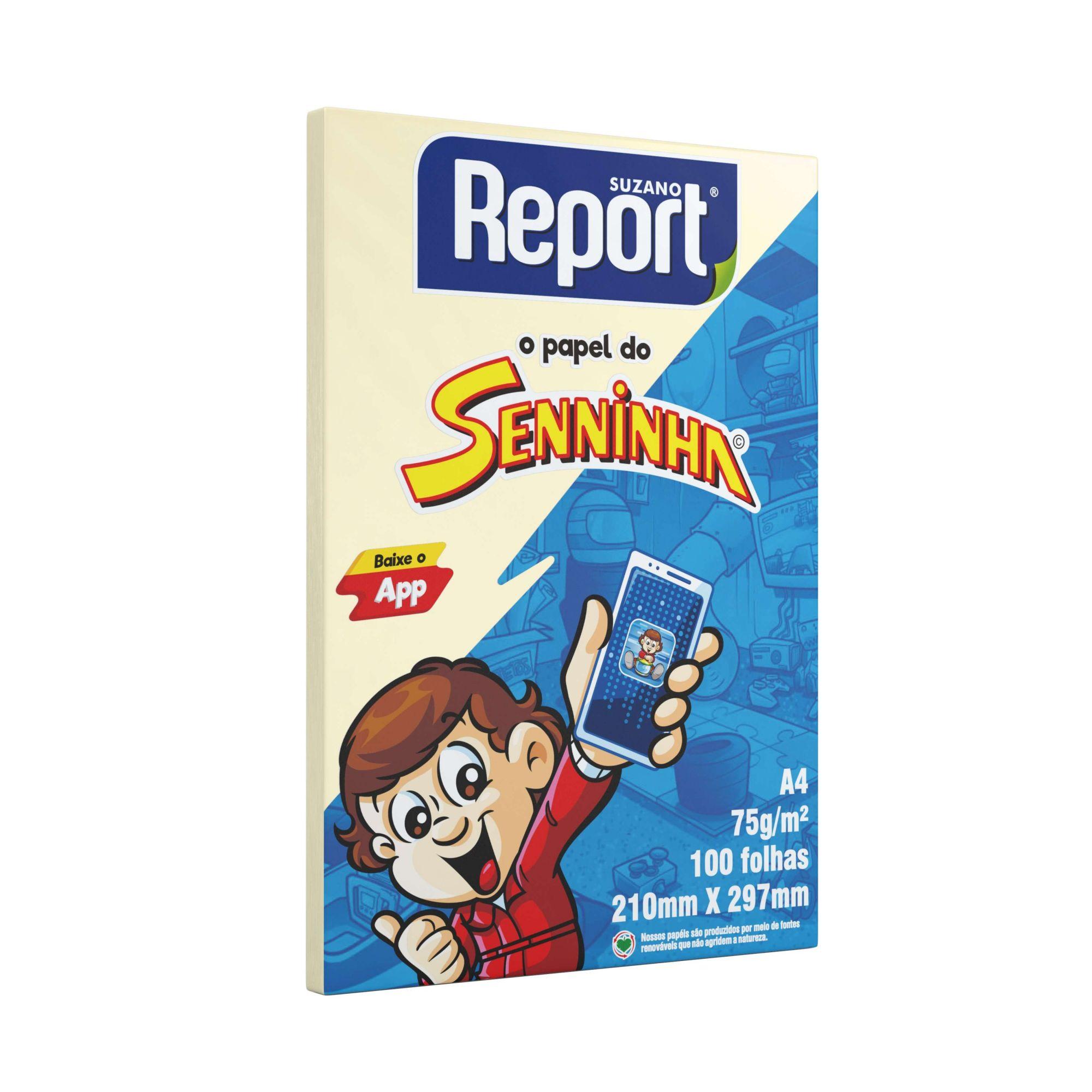 O Papel do Senninha - Suzano