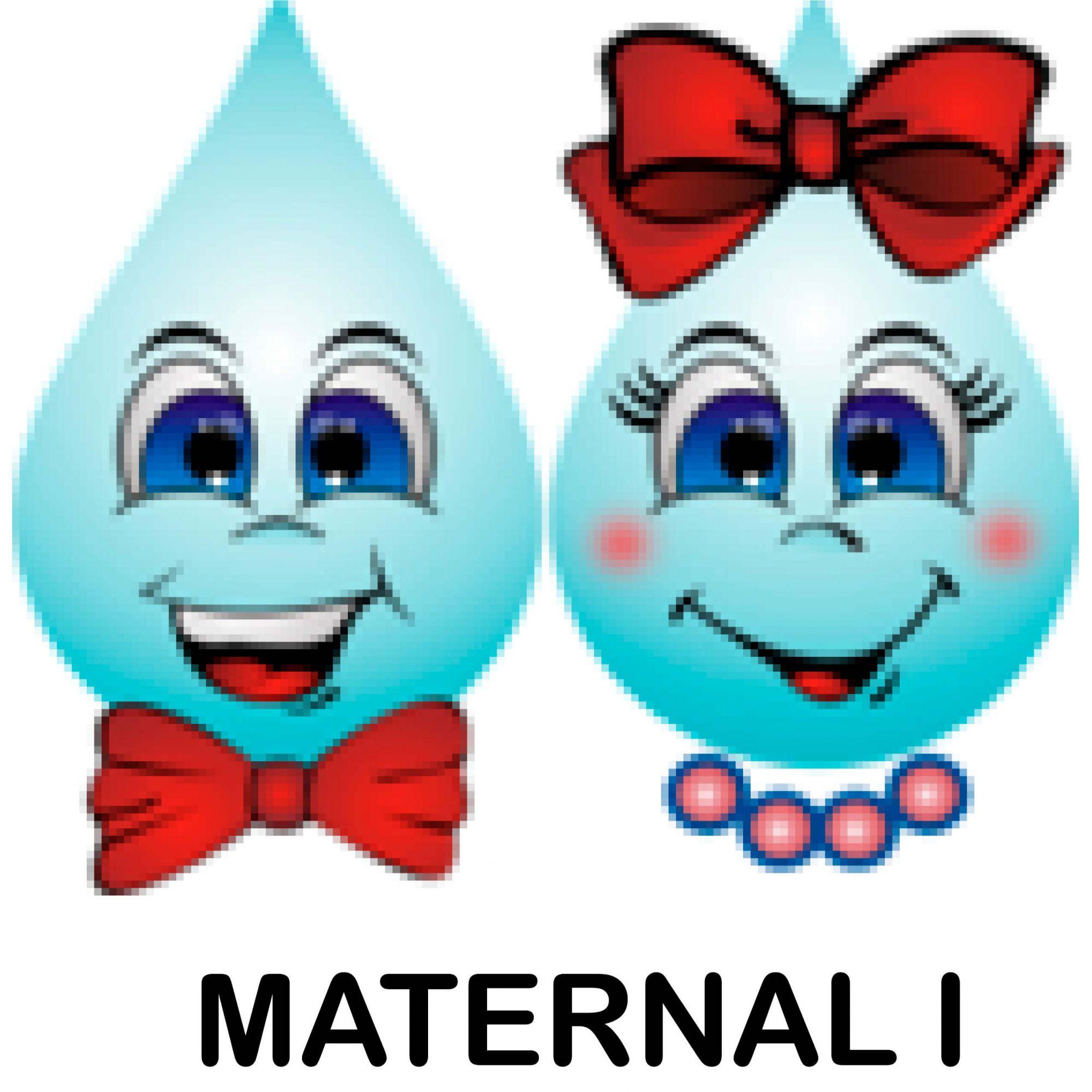 Pingo de Gente - Maternal I