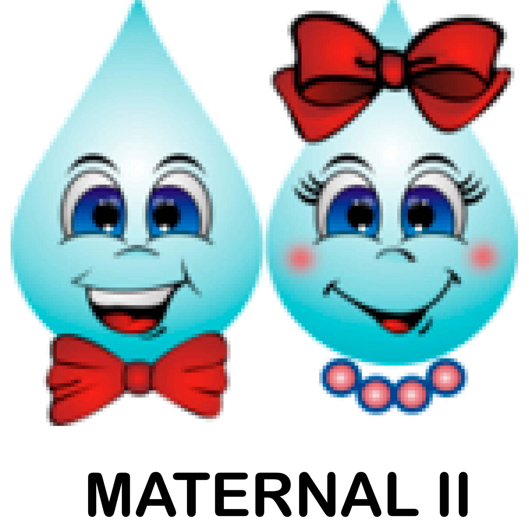 Pingo de Gente - Maternal II