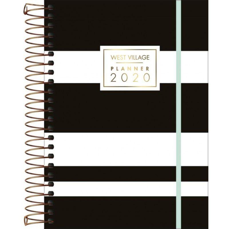 Planner 2020 West Village - Tilibra