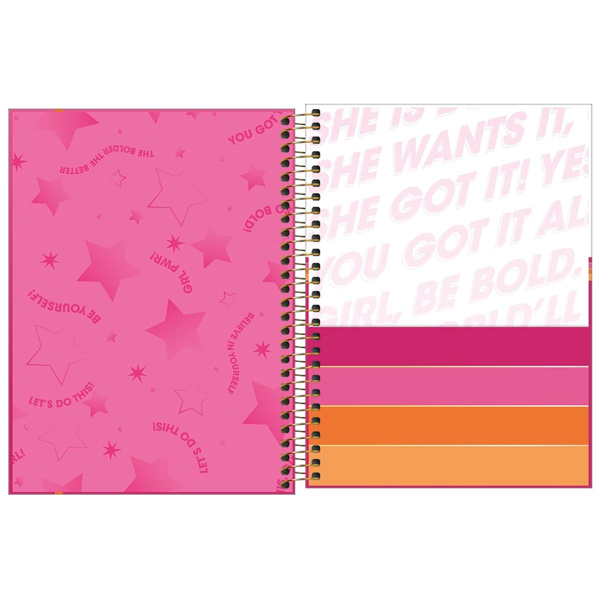 Planner Espiral Love Pink 2022