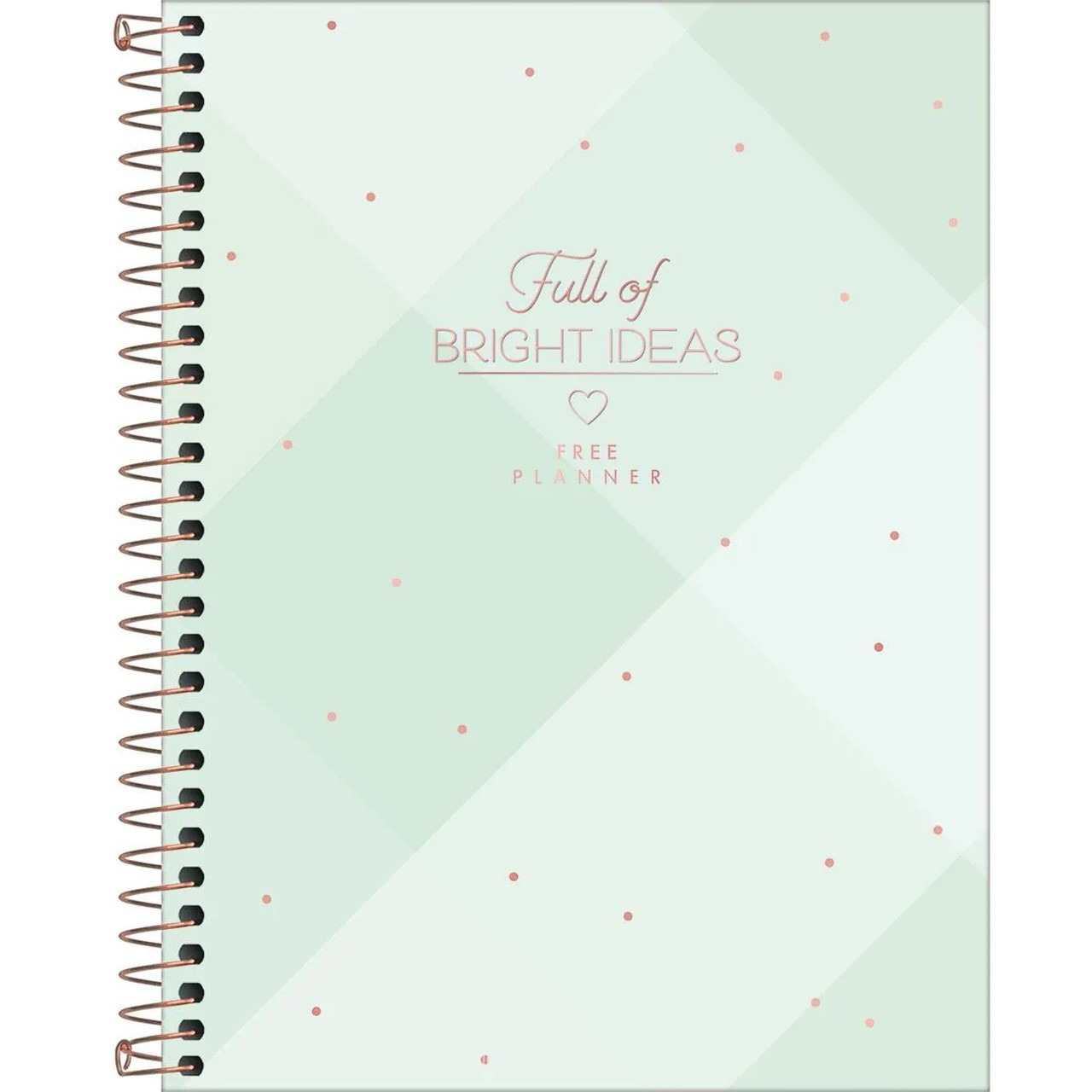 Planner Free Full of Bright Ideas soho - Tilibra