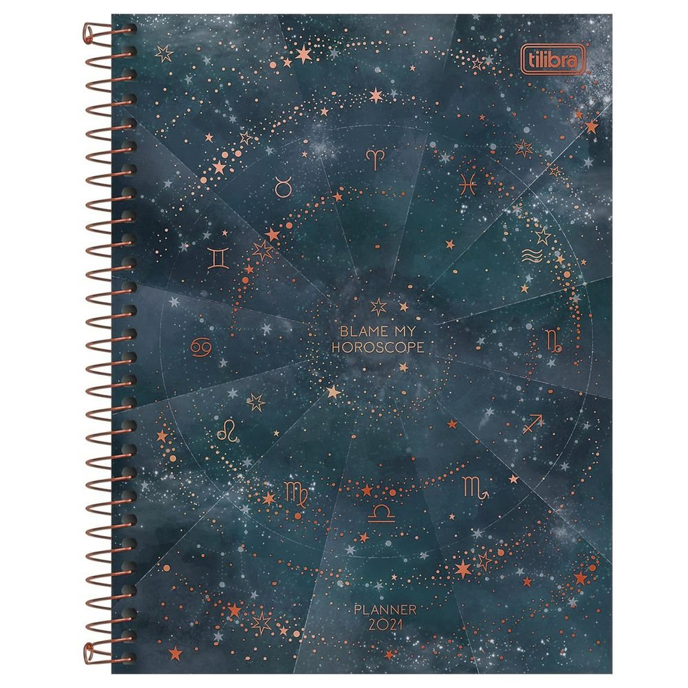 Planner Magic 2021 - Tilibra