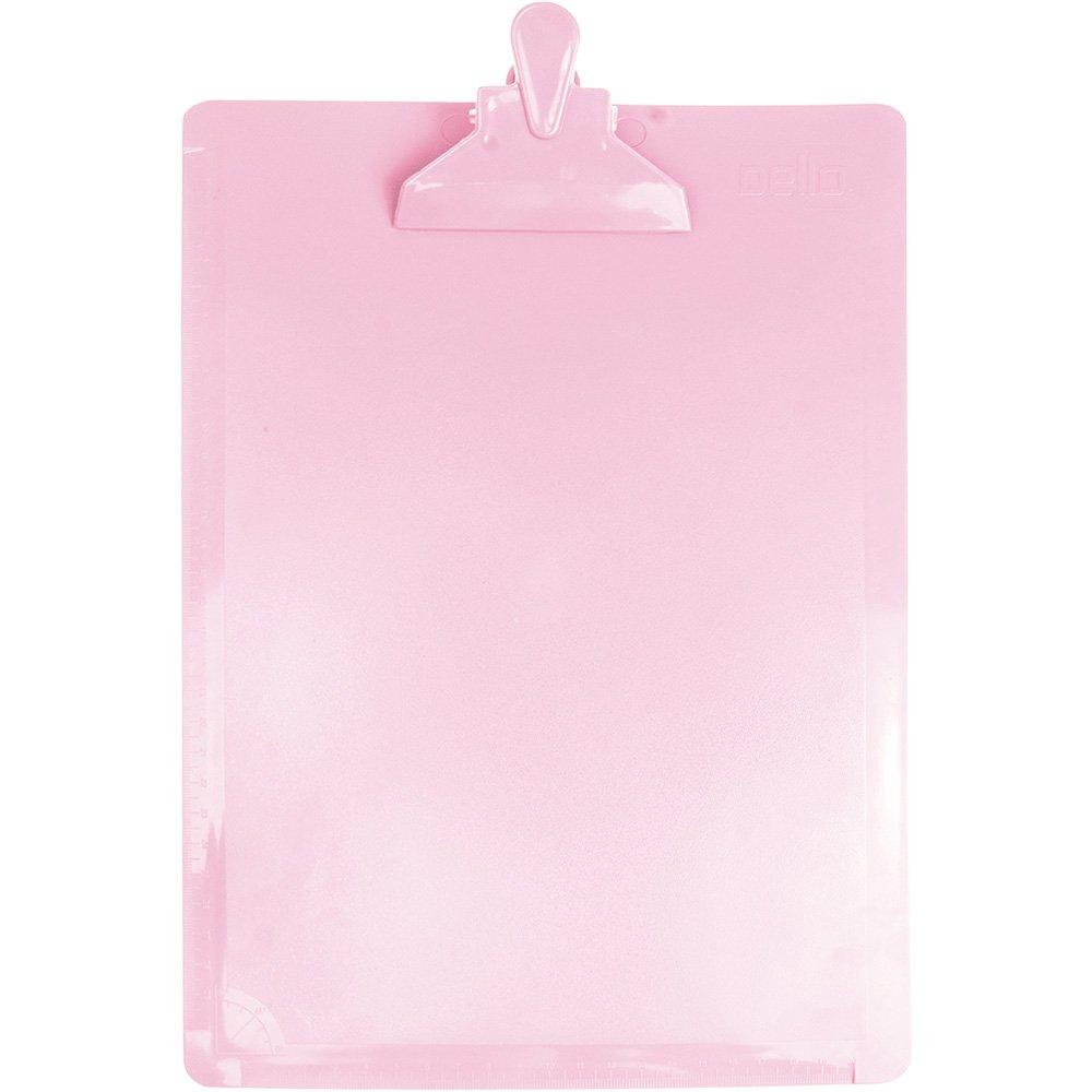 Prancheta ofício rosa - Dello