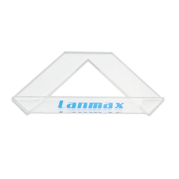 Régua fio de cabelo - Lanmax
