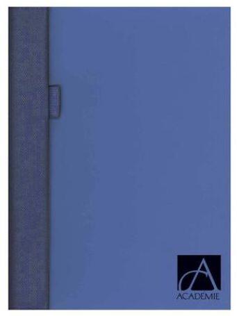 Caderno Sketchbook Espiral Capa Plástica Académie 70 Folhas 128g