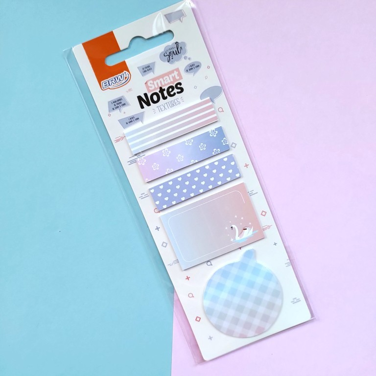 Smart Notes Textures Cisne BRW