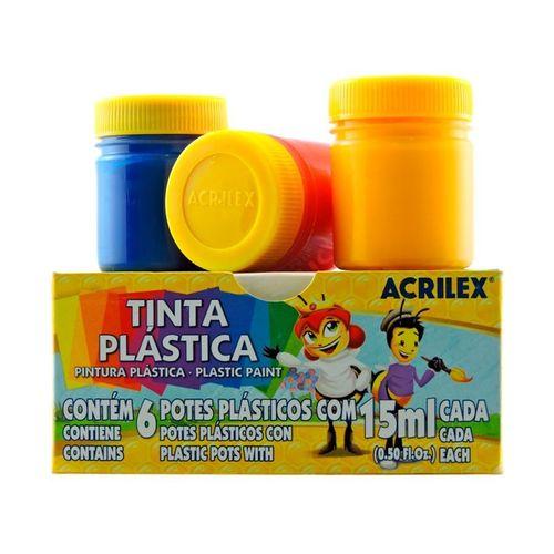 Tinta Plastica - Acrilex