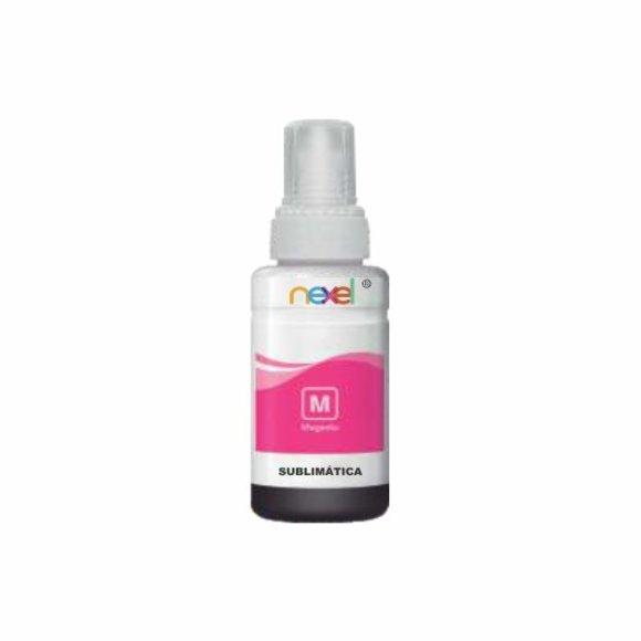 Tinta Sublimática Refil 775 Magenta 100ml - Nexel